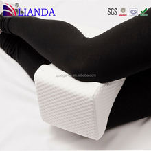 luxury knitted wholesale elastic knee pillow
