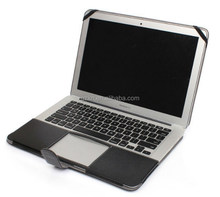 Luxury leather flip case for Macbook air 11/13/pro 13.3/retina 13.3/pro 15.4