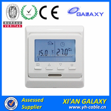 electric thermostat for floor heating