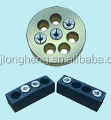 S4 FLAT prestressed concrete anchor For 12.7mm 15.24mm PC Strand