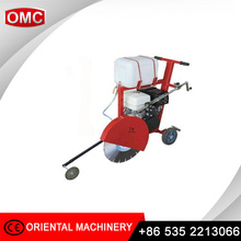 ORS concrete curb cutting machine