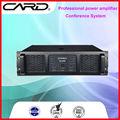3U alta potencia 2000w amplificador de etapa