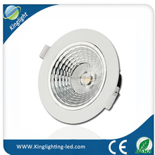 cob 220v ceiling led light with high efficiency dimmable, thin and light design