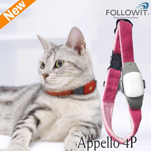 Pet/cat/animal GPS Tracker Dog with IOS and Andriod App