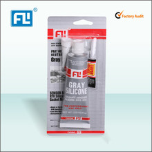 FL acidic property RTV acidness RTV excellent performance silicone sealant for repairing metal