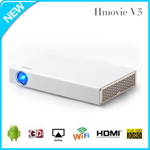 New product full HD 1080p 1000 lumens led pico projector/led 3d projector without glasses