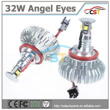 2014 new car accessory 32W E92 (canceller) CREE LED angel eyes headlight