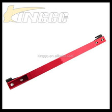 Aluminum racing Lower control arms sub frame bar rear with BEAKS sticker