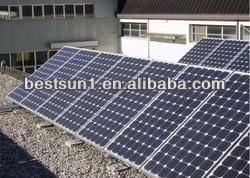 5000W for all family New design high quality solar and wind power generator