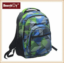 Eco-friendly Waterproof Backpack For School Students