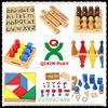 cheap montessori for sale wooden montessori materials in china montessori furniture educational teaching toys 88 full sets