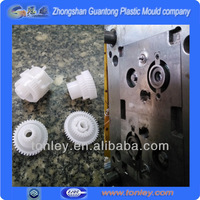 printer gear for plastic injection mould accessory