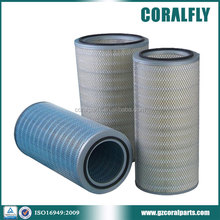 CORALFLY wholesale warehouse roof dust polyester power plant filter