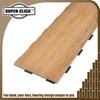 Fire-proof and fire retardant hardy plank vinyl flooring