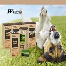 Earth save! poop bag, pet waste bag, for OEM manufacture!