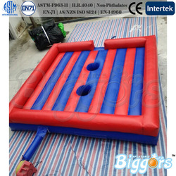 Exciting Sport Games Inflatable Mattress PVC Bouncer
