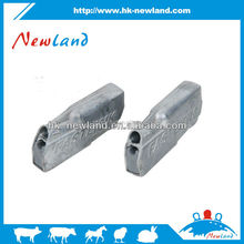NL12218 hot sales new type fencing equipments zinc plated fastlink