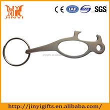 Zhongshan manufacture Die casting metal blank bottle opener