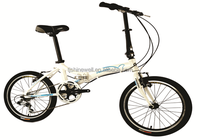 "20"" aluminium alloy frame folding bicycle from manufacture"