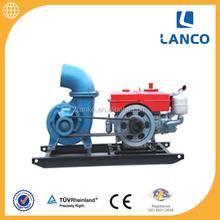 Diesel Belt Driven Mix Flow Water Pump