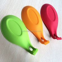 Design top sell pot clip heat resistant spoons holder