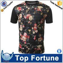 Hot Sales economic unisex v neck plain slim fit t shirt for men