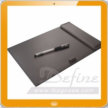 A4 Leather Paper File Folder Writing Pad Tablet Drawing