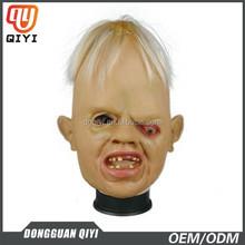 Halloween Costumes Unisex Latex Mask Horror Full Face Mask