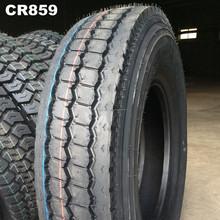 De calidad superior fabricante 11r 22.5 ruedas de camiones