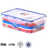 Famous products microwave plastic food storage container food container with lid