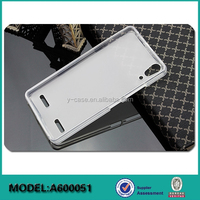 Factory Price Pudding TPU Phone case cover for Lenovo A6000