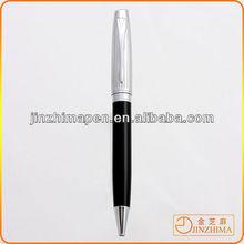 Metal ball pen twist mechanisms
