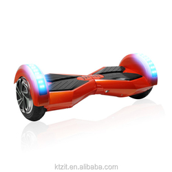 Mini smart electric bluetooth two wheels self balancing scooter hoverboard