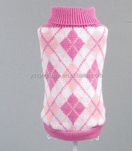 Pet Dog Cat Knitted Sweater Clothes for Chihuahua Dachshunds Pitbull