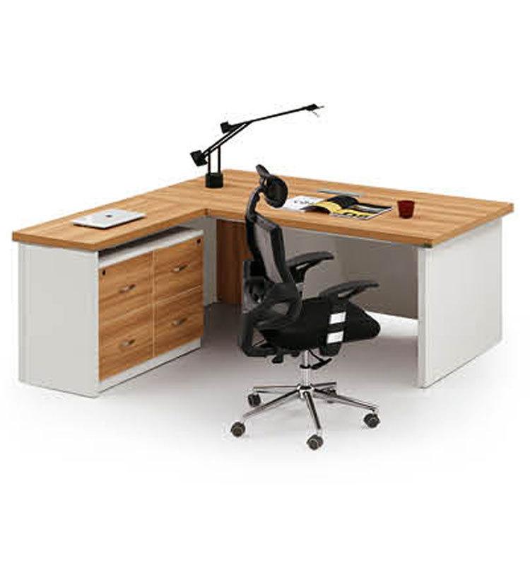 Socio de oficina de alta tecnología moderna mesa de escritorio de ...