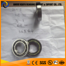 Steer wheel bearing size 20x35x8 mm 6804