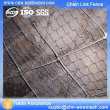Chain Link Mesh Dog Cage 9 Gauge Chain Link Fence Chain Link Fenc Parts