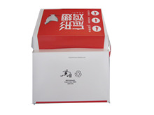 2014 Fried chicken packaging a set take away chicken box chicken boxes