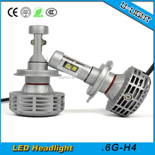 Factory direct led headlight 28w 3000lm h4 h13 9004 9007 high low beam led car headlight bulb