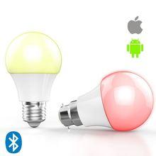 Free APP bluetooth global e27 led lamp