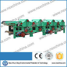 New technology machine High Efficiency Cotton Waste Recycling Machine For Cotton Waste materials