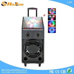 Alto-falantes bluetooth pop up bluetooth speaker bluetooth speaker dança festa luz atacado