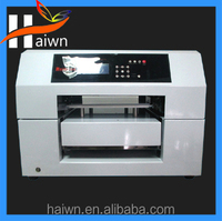 Best selling pencil printer, Haiwn led uv printer in a3 size