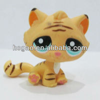 polyresin lovely tiger figurine