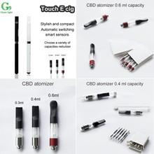 Greenlight vapes 0.3/0.6/1.0ml cbd oil vaporizer cbd oil cartridge