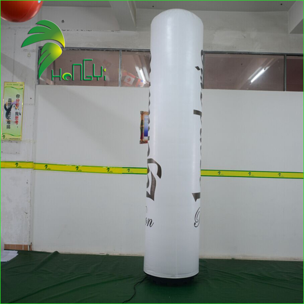 LED light inflatable lamp post  (3)