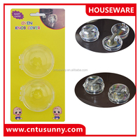 good quality plastic baby child safety oven knob cover