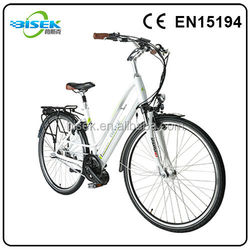 easy rider urban women/lady girl/female adult electric bike/scooter for Italian/Singapore/Pland market