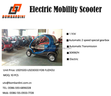 Electric Vehicle/Mini EV/Mobility Scooter