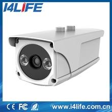 easy view waterproof cctv security camera, webcam network ip cam, vandalproof IR Bullet Camera IP camera